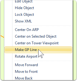Create Custom Ground Line from Arc