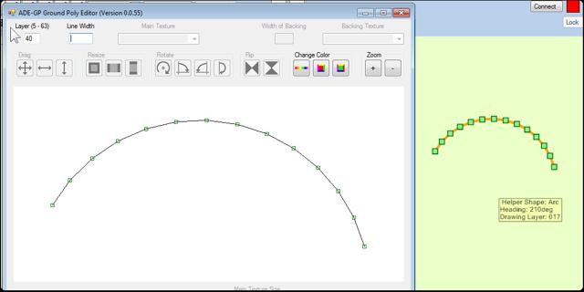 ADE-GP Ground Poly Editor (Version 0.0.55)