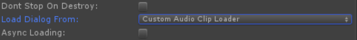 Custom AudioClip Loader