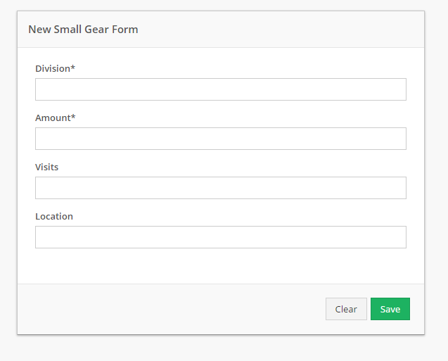 Navigate to the form. You can do this through product, or with an external link.