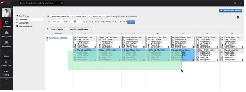 Edit Scheduled Jobs