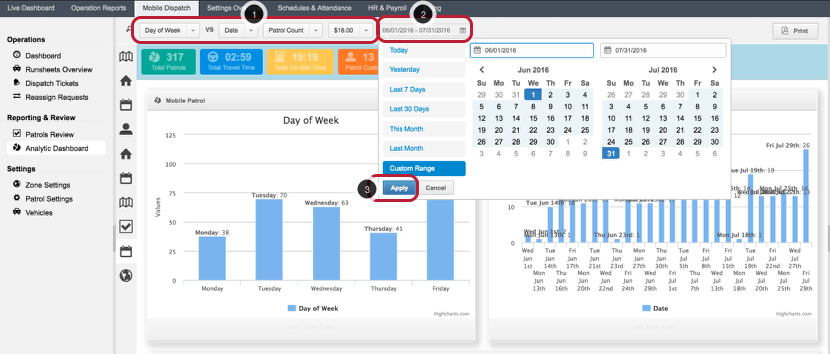 Create Custom Mobile Analytics Reports