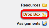 Go to Drop Box.
