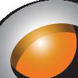 Orange eye crop png
