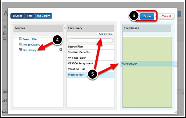 Step 3: Select File