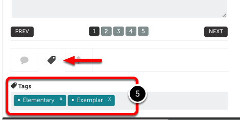 Step 1: Add Tags to Your Assessment & Student Submission