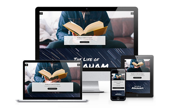Modern, Sharp, Designed to Mix Technology and Expert Ministry Strategy