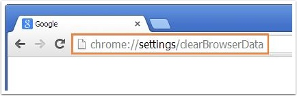 URL for Settings