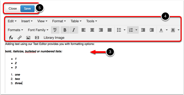 Step 2: Type Directly into the Text Editor