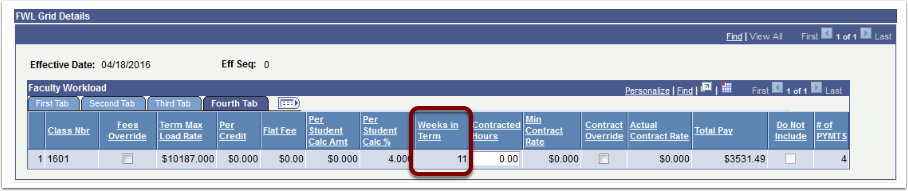FWL Grid Detail Weeks in Term