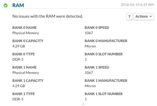 Windows RAM Errors