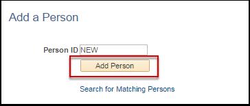 Add a Person