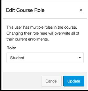 Edit Multiple Roles