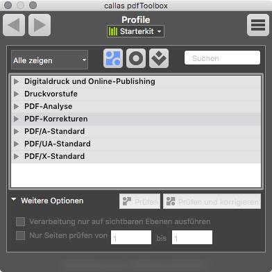 Duplikat eines Profils erstellen und einrichten