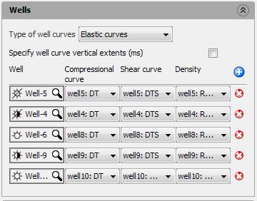 Configure wells