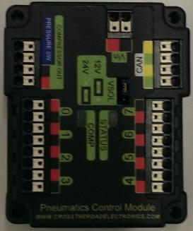 Pneumatics Control Module