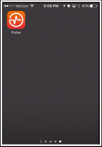 Open Pulse App