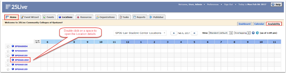 Accessing Room Details from Avail Grid