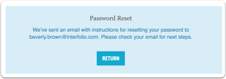 We'll send you an email with a link to reset your password