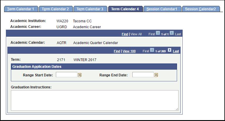 Term Calendar 4