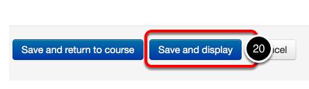 Step 4: Save External Tool