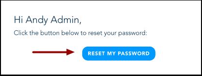 Réinitialiser mon mot de passe