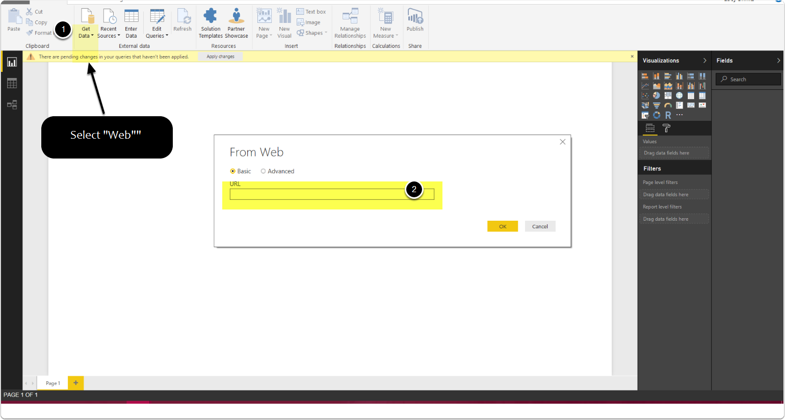 Connecting ActivityInfo to PowerBI