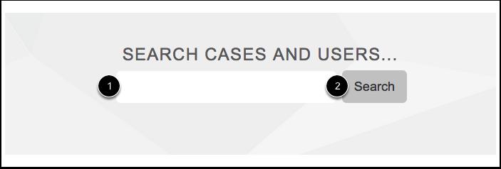 Buscar un caso