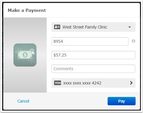 Finalize Payment