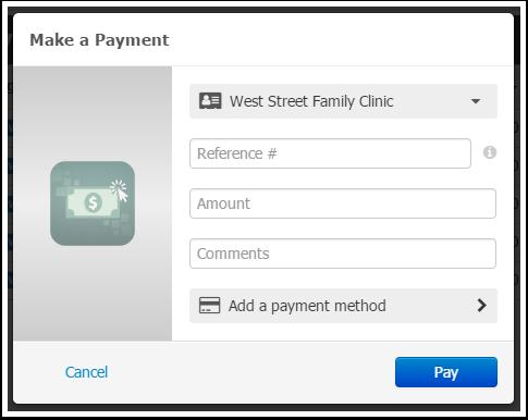 Make a Payment #2