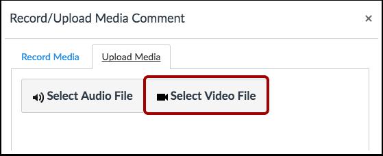 Videobestand selecteren