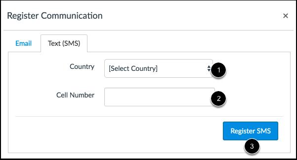 注册短信:国际