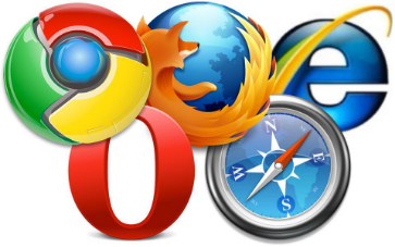 Compatible Browsers List