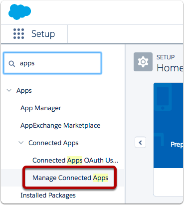 Open App Manager