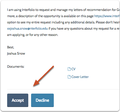 "Click ""Accept"" or ""Decline"""