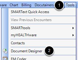 Document Designer