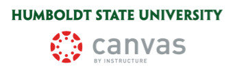 Humboldt State University Canvas Logo