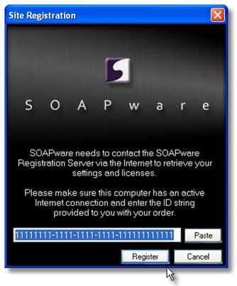 5. Complete Site Registration