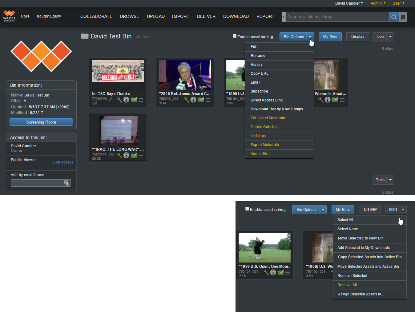 Discover Further Options