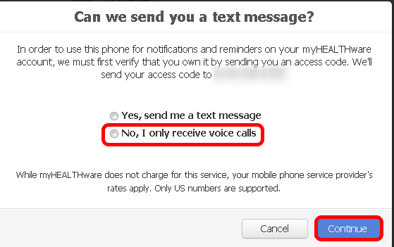 -Verify a Phone Number using Voice Call