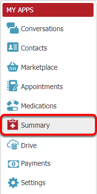 1. Access Your Summary
