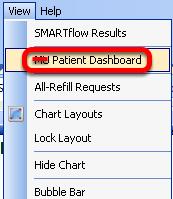 View- MU Patient Dashboard