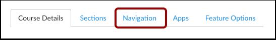 Ouvrir la navigation