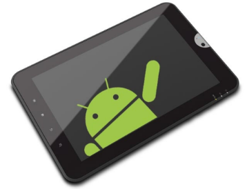 Smartphones og tablets