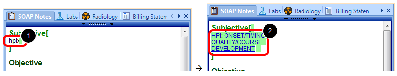 Inserting the Edited SMARText List