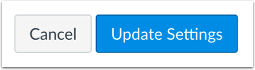 Actualizar configuraciones