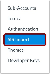 Open SIS Import