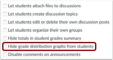 Hide Grade Distribution