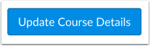 Update Course Details