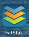 Once downloaded, tap the FatStax icon to open the App